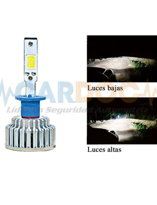 Luces LED ejemplo